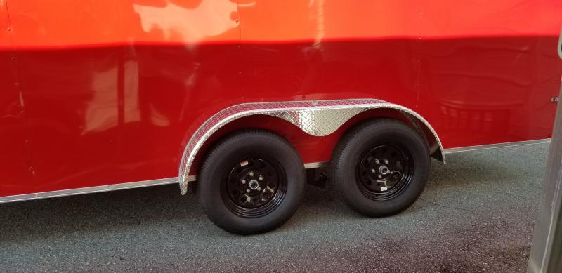 2021 Maximum Cargo Trailers 7X16TA Enclosed Cargo Trailer