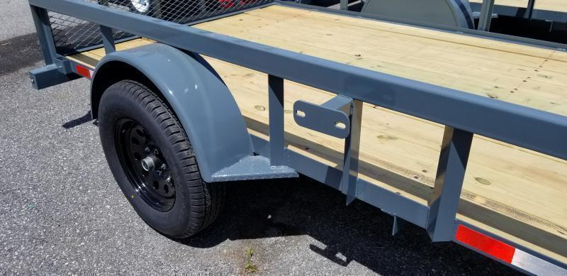 2021 GPS Trailers GT610 Utility Trailer