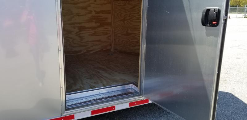 2021 Quality Cargo 8.5X28 TA3 Enclosed Cargo Trailer