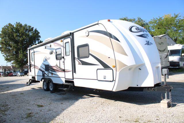 2014 Keystone RV Cougar X-Lite 28RBS