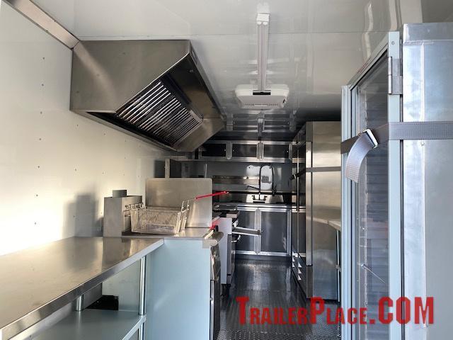 2021 Cargo Craft 8.5 X 20  Food/Concession Trailer