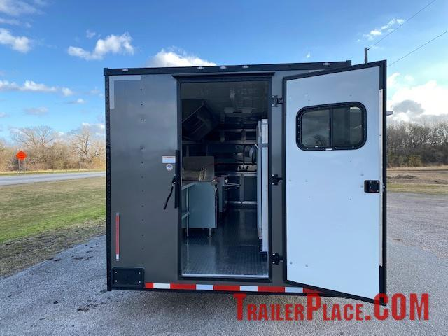 2021 Cargo Craft 8.5 X 20  Food/Concession Trailer