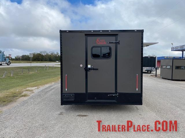2021 Cargo Craft 8.5 X 18  Food/Concession Trailer