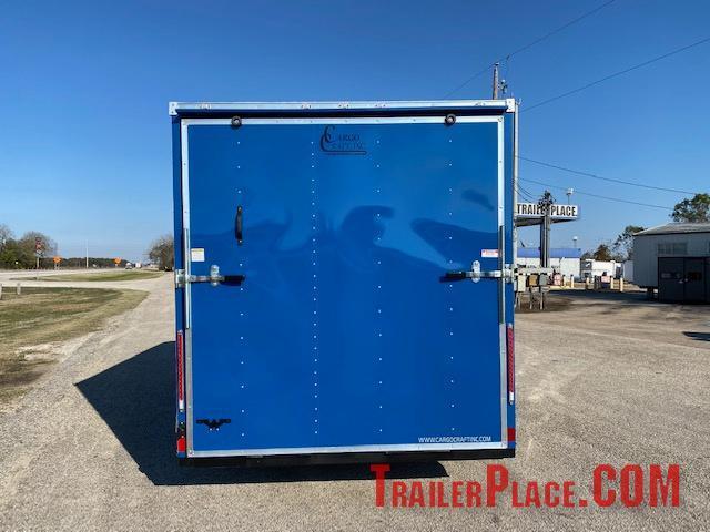 2021 Cargo Craft 7x14 Enclosed Trailer