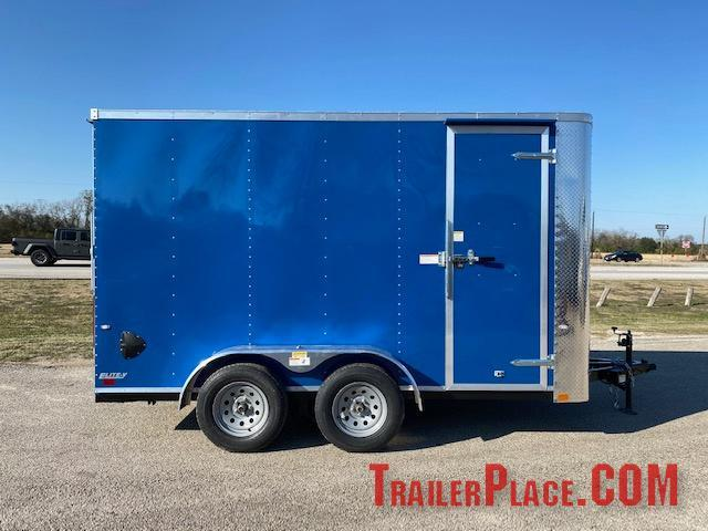 2021 Cargo Craft 7x14 Enclosed Trailer