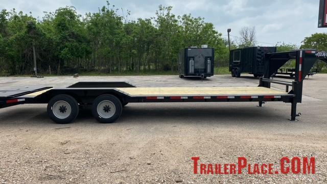 "2021 Texas Pride 102"" x 28' Equipment/Car Hauler"