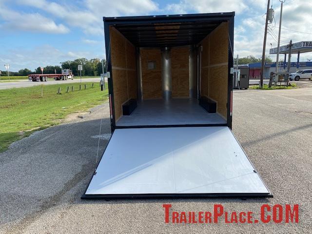 2020 Cargo Craft 8.5 x 18 Enclosed Cargo Trailer