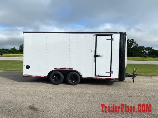 2020 Cargo Craft 8.5 x 18 Enclosed Cargo Trailer
