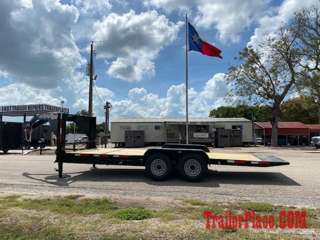 2020 Texas Pride 7 x 21  Tilt Deck Trailer