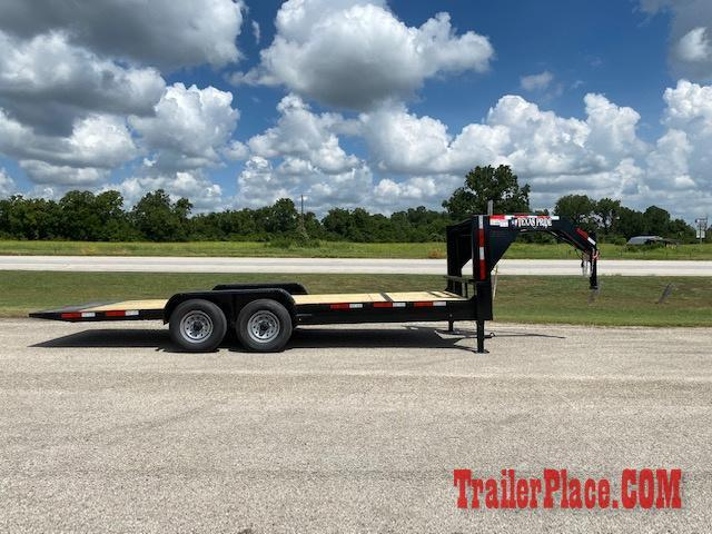 2020 Texas Pride 7 x 21  Tilt Deck Trailer