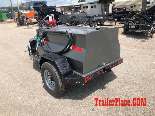 2021 East Texas 300 Gal Diesel Tank Trailer