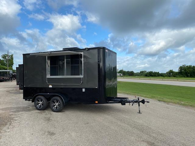 2020 Cargo Craft 7X14  Concession Trailer