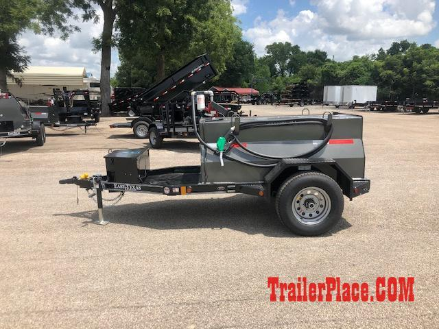 2021 East Texas 300 Gal Diesel Tank Trailer