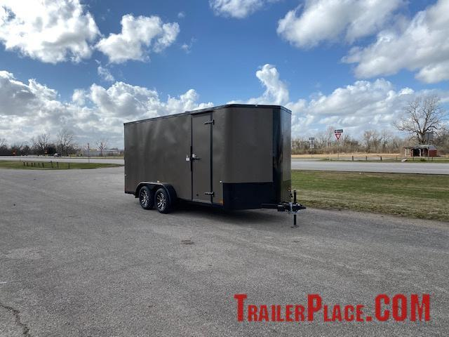 2021 Cargo Craft 7x18 Enclosed Cargo Trailer