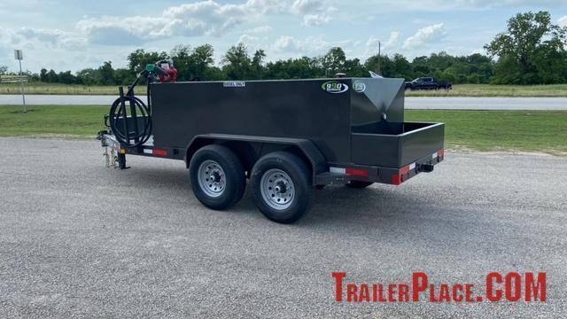 2021 East Texas 990 Gal Diesel Tank Trailer