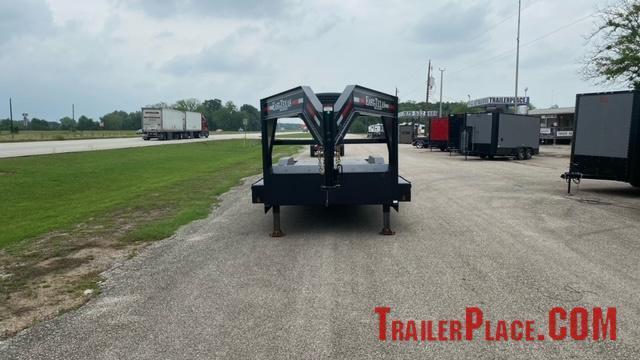 2021 East Texas 83x28  Equipment/Car Hauler Tilt