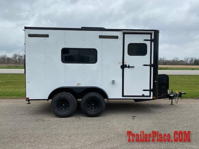 2020 Cargo Craft 7x14 Off Road Enclosed Trailer
