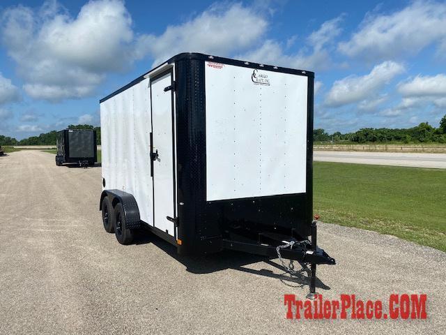 2021 Cargo Craft 7X16 Enclosed Trailer
