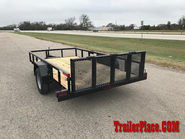 2021 Ranch King 6 x 12 Utility Trailer