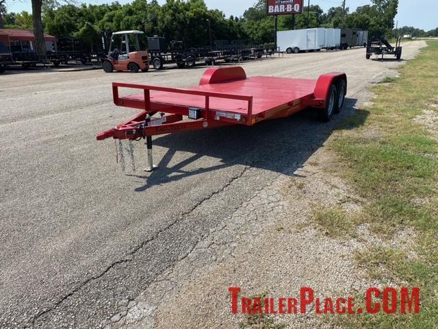 2022 East Texas 83X18 Car/Equipment Trailer