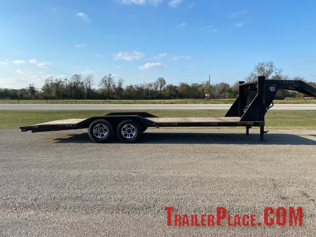 2014 Ranch King 102 x 24 Car / Equipment Trailer