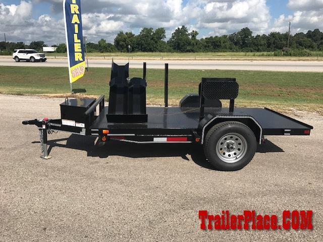 2021 East Texas  5x10 Welding Trailer