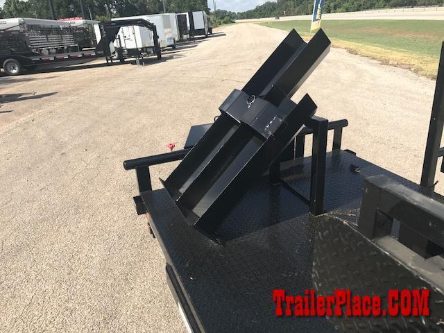 2021 East Texas  5x10 Welding Trailer