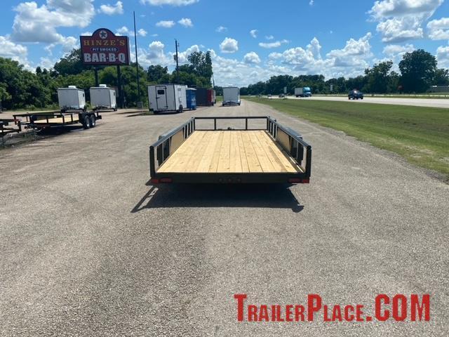 2022 East Texas  83 x 18 Utility Trailer