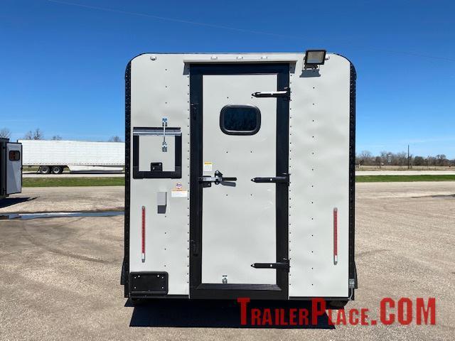 2021 Cargo Craft 7x12 Fiber Optic SplicingTrailer