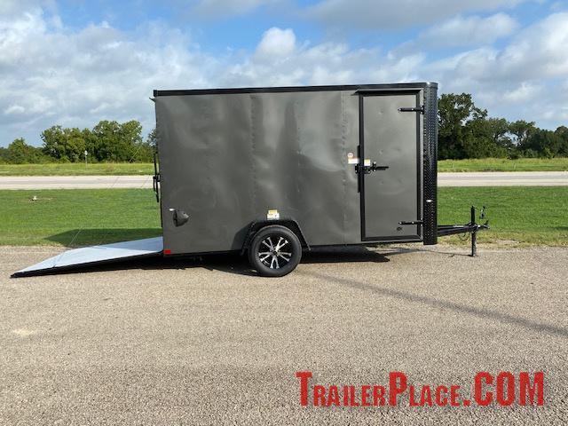2020 Cargo Craft 6x12 Enclosed Cargo Trailer