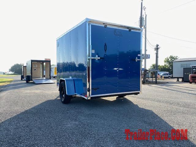 2020 Cargo Craft 6x10 Enclosed Cargo Trailer