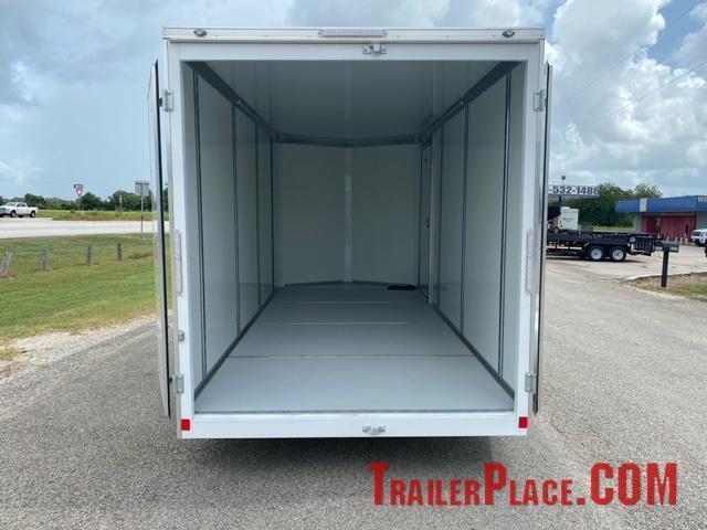 2022 Continental Cargo 7 x 16 Vulcan All Steel Enclosed Trailer