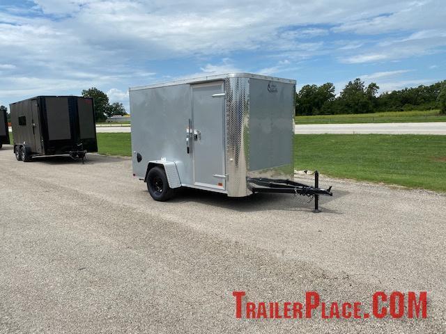 2021 Cargo Craft 6x10 Enclosed Cargo Trailer