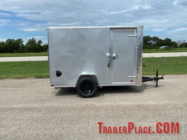 2021 Cargo Craft 6x10 Enclosed Cargo Trailer