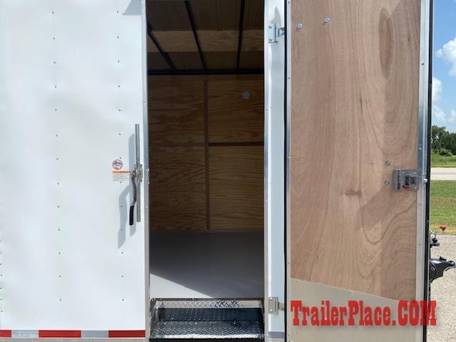 2021 Cargo Craft 8.5 x 20 Enclosed Cargo Trailer