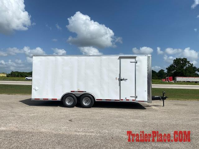 2021 Cargo Craft 8.5 x 20 Enclosed Cargo Trailer
