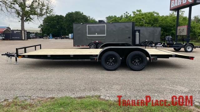 2021 East Texas  83 x 20  Light Duty Car Hauler