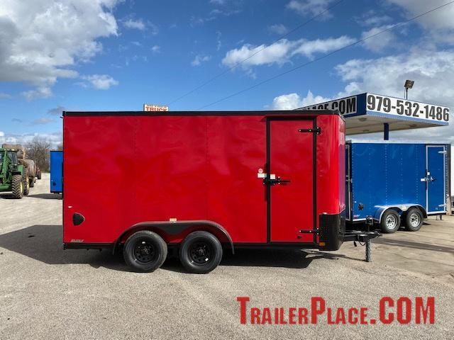 2021 Cargo Craft 7x16 Enclosed Cargo Trailer