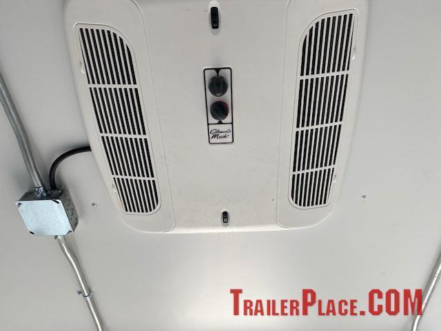 2021 Cargo Craft 7x12 Fiber Optic Splicing Trailer