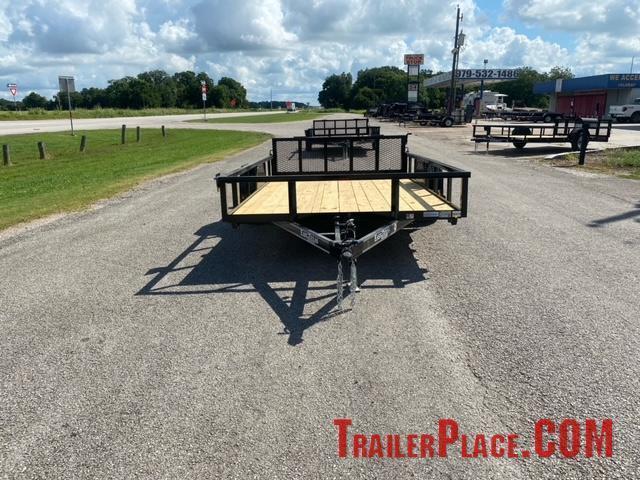 2022 East Texas  83 x 12 Utility Trailer