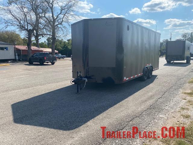 2021 Cargo Craft 8.5x20 Enclosed Cargo Trailer