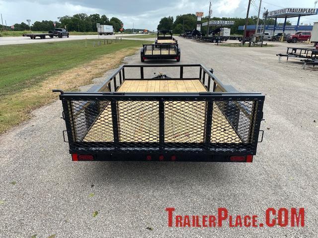 2022 East Texas  6 x 12 Utility Trailer