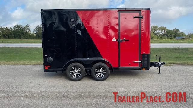 2021 Cargo Craft 7 x 14 Enclosed Cargo Trailer
