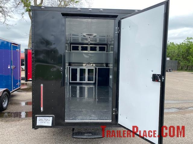 2021 Cargo Craft 7X18 OFFROAD  Concession Trailer