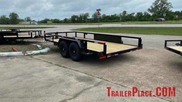 "2021 Ranch King 6'10"" x 16 Utility Trailer"