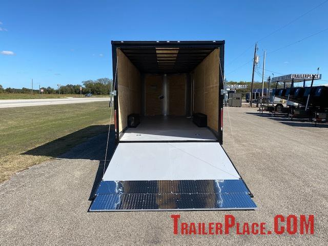 2021 Cargo Craft 8.5x28 Auto Carrier/ Enclosed Cargo Trailer