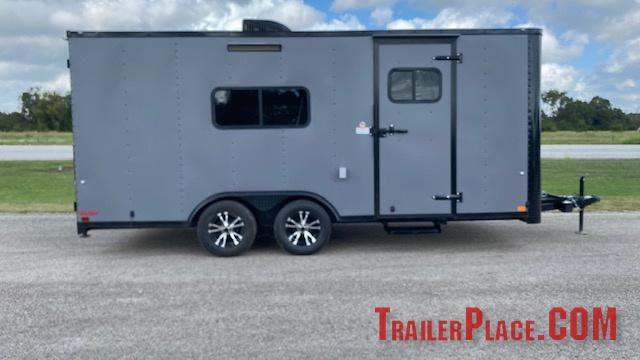 2021 Cargo Craft 8.5 x 18 OFFICE Trailer