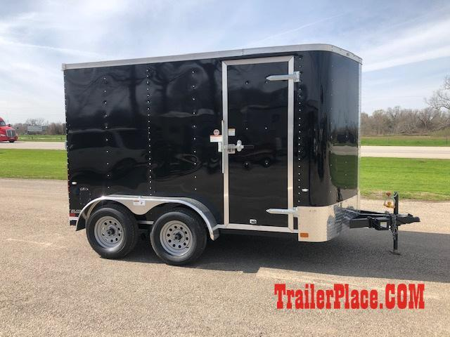 2020 Cargo Craft 7x12 Enclosed Cargo Trailer