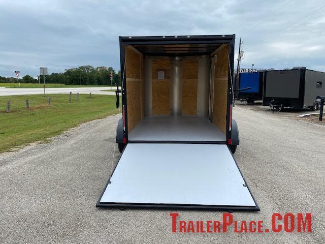 2021 Cargo Craft 7x12 Enclosed Cargo Trailer