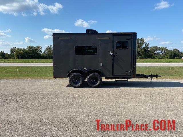 2021 Cargo Craft 7x14 Off Road Enclosed Trailer